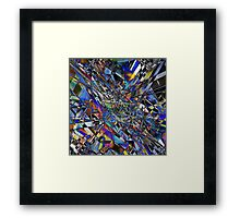 Kaleidoscope #7 Framed Print