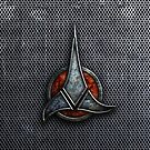 Klingon iPhone Case by Mattwo