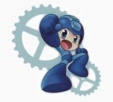 MegaMan (Desing 2) One Piece - Short Sleeve