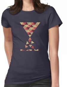 Hourglass Womens Fitted T-Shirt