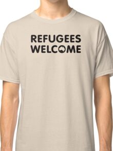 Refugees Welcome Australia Classic T-Shirt