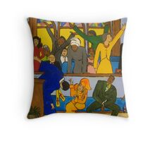 Church Up in Here! Throw Pillow