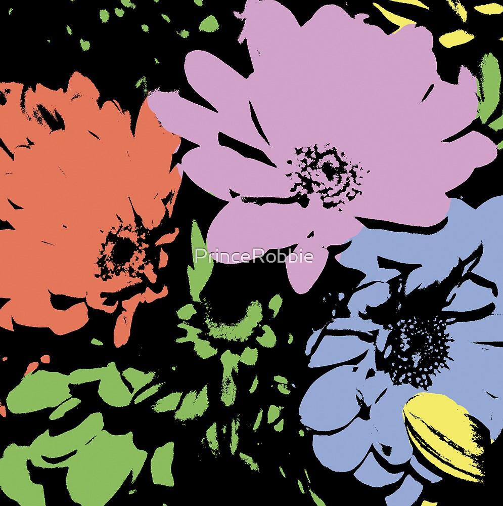 Flowers by PrinceRobbie