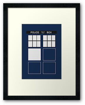 Tardis - Doctor Who by GeorgioGe