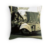 Stop me and buy one  Throw Pillow