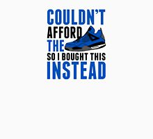 Couldn't Afford the Shoes J4 Encore Unisex T-Shirt