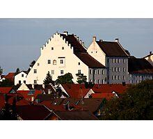 Burg Murnau Photographic Print