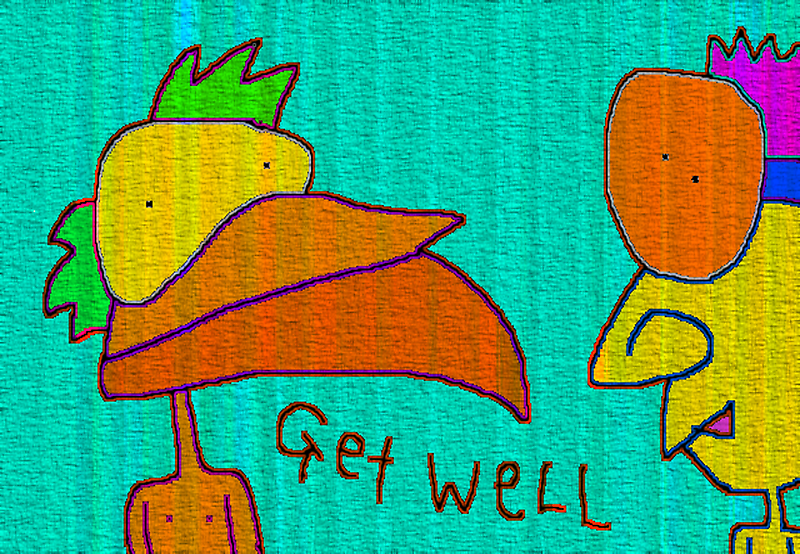 Get Well by jay martin