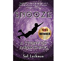 SNOOZE: A Story of Awakening Photographic Print