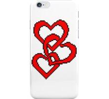Pixel Hearts iPhone Case/Skin