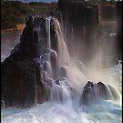 Boneyard Falls by Peter Hill