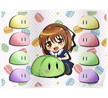 Clannad - Ushio (Chibi) Poster