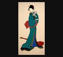 Geisha with Guitar T-Shirt