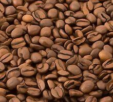 Coffee Beans by creepyjoe