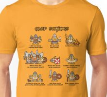 Mop Sayings Unisex T-Shirt