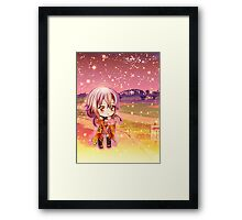 "Inori - ""Little lights"" Framed Print"