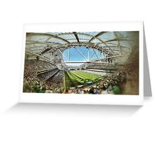 Aviva Stadium Greeting Card