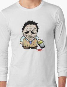 Tiny Leatherface Long Sleeve T-Shirt