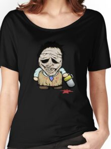 Tiny Leatherface Women's Relaxed Fit T-Shirt
