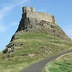 Lindisfarne Castle by Adam Howie