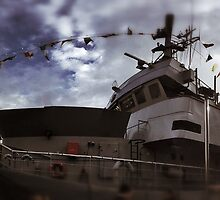War Ship by Filipkos