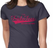TTT. Womens Fitted T-Shirt