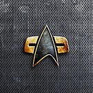 Starfleet Badge by Mattwo