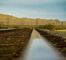 Right side of the track by fireangelsphoto