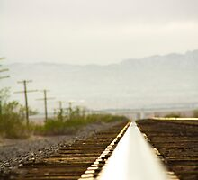 On the rail 2 by fireangelsphoto
