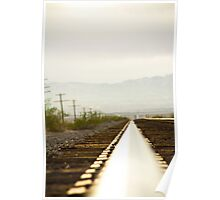 On the rail 2 Poster