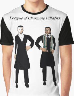 League of Charming Villains Graphic T-Shirt