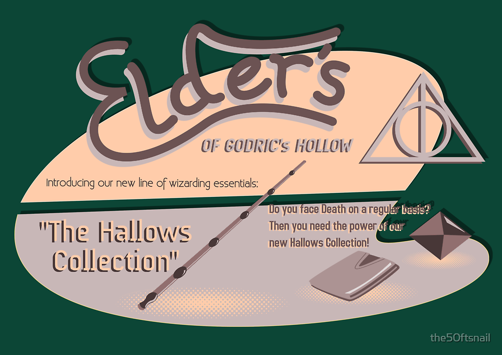 Elders of Godric's Hollow by the50ftsnail