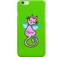 ღ°㋡Swanky-Angelic Cat Splendifereous iPhone & iPod Cases ㋡ღ° iPhone Case/Skin