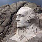 George Washington, Mount Rushmore National Memorial .2 by Alex Preiss