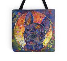 Watchdog (French bulldog) Tote Bag