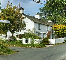 The Cottage On Hawkshead Hill by VoluntaryRanger
