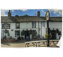 The Boot And Shoe, Greystoke Poster