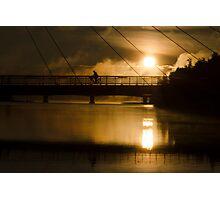 Monday morning Photographic Print