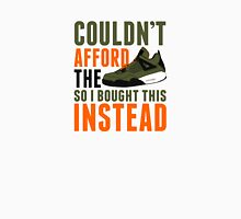 Couldn't Afford the Shoes J4 Undefeated Unisex T-Shirt
