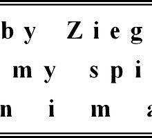 Toby Ziegler is my spirit animal by StickyStickers