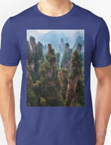 Real Life Avatar Floating Mountains T-Shirt