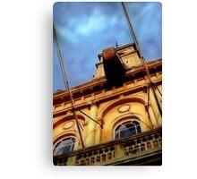 Town Hall, Loughborough Canvas Print