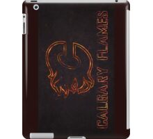 Calgary Flames iPad Case/Skin