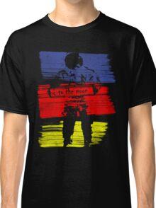 astro stripe Classic T-Shirt