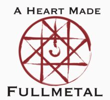 Made Fullmetal by omgkatkat