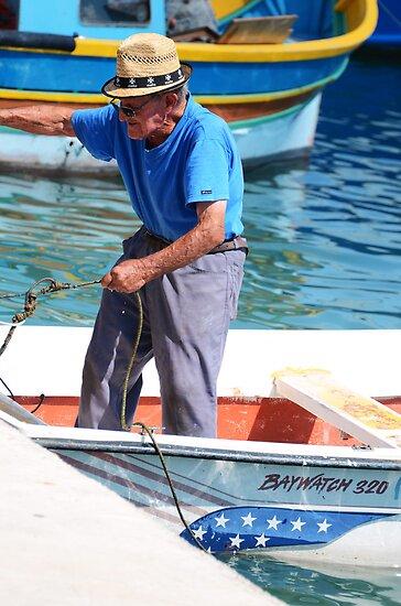Baywatch Malta by Paul Gibbons