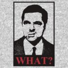 Mr Bean says a what by FMelo