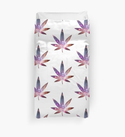 Cosmic Leaf Duvet Cover