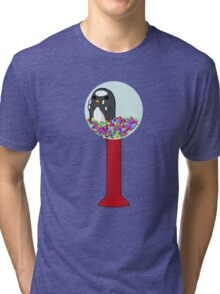 Penguin Machine Tri-blend T-Shirt
