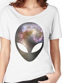 Space Alien Women's Relaxed Fit T-Shirt